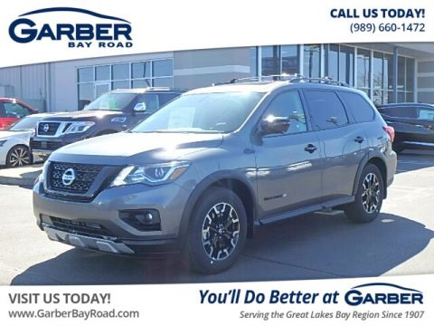 New Nissan Pathfinder® For Sale in Saginaw | Garber Nissan®